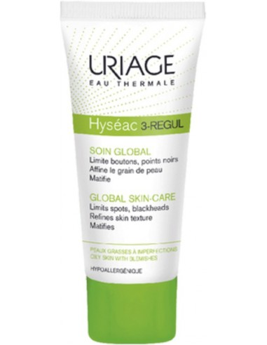 URIAGE Hyseac 3 REGUL Global Skin Care