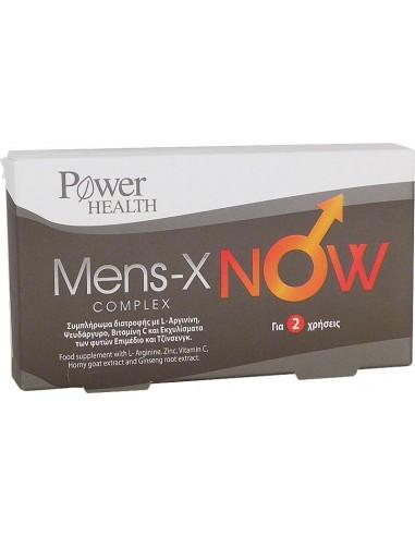 POWER HEALTH Mens X Complex Now