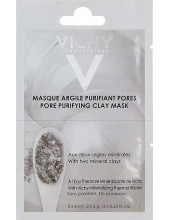 VICHY Masque Argile Purifiant Pores 2x6ml