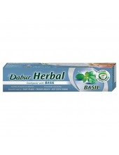 DABUR Herbal Toothpaste with Basil 100ml