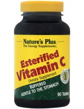 NATURE'S PLUS ESTERIFIED VITAMIN C 90Tabs
