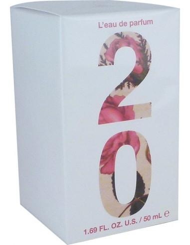 KORRES L' EAU DE PARFUM 20 WOMEN 50 ml