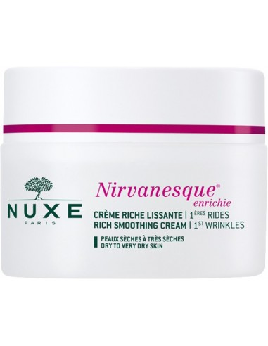 NUXE Nirvanesque Enrichie 1st Wrinkles Rich Smoothing Cream for Dry & Very Dry skin