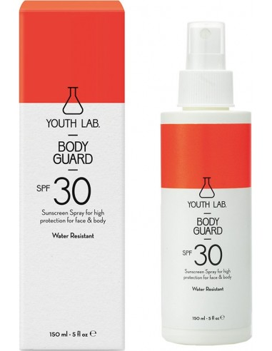 YOUTH LAB Body Guard SPF 30 Water Resistant 150ml