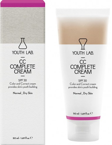 YOUTH LAB CC Complete Cream SPF30 Normal-Dry Skin 50ml