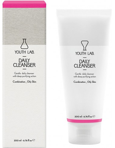 YOUTH LAB Daily Cleanser Combination Oily Skin 200ml