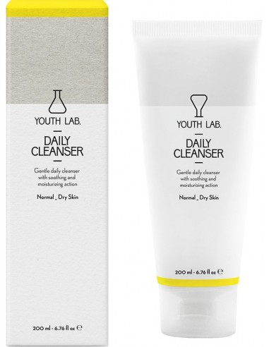 YOUTH LAB Daily Cleanser Normal-Dry Skin 200ml