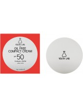YOUTH LAB Oil Free Compact Cream SPF 50 (medium colour) Combination-Oily Skin 10gr