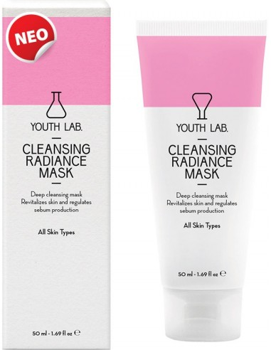 YOUTH LAB. CLEANSING RADIANCE MASK 50ml