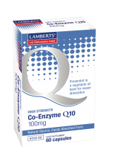 LAMBERTS Co-enzyme Q10 100mg 60 caps