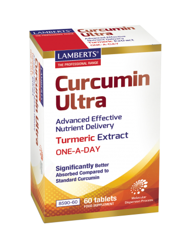 LAMBERTS Curcumin Ultra 60 Tabs