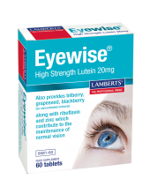 LAMBERTS Eyewise High Strength Lutein 60 ...