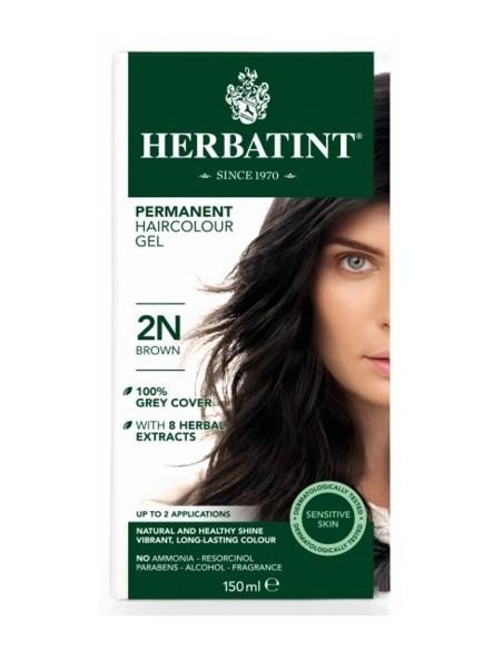HERBATINT 2N ΜΑΥΡΟ-ΚΑΣΤΑΝΟ