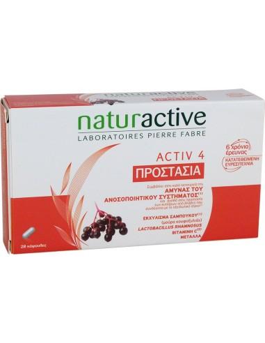 NATURACTIVE Activ 4 Προστασία 28 καψουλες