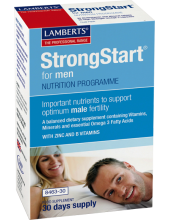 LAMBERTS Strongstart for Men 30 caps