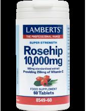 LAMBERTS Rose Hip 10.000mg 60 Tabs