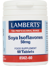 LAMBERTS Soya Isoflavones 50mg 60 Tabs