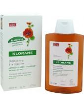 KLORANE Shampoo with Capucine (εκχύλισμα καπισίν) 200ml