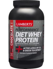 LAMBERTS Performance Diet Whey Chocolate powder .....