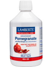 LAMBERTS Pomegranate Concentrate liquid .....