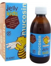 ΕΛΟΒΑΡΗ Jelly Kids Mucosin 250ml