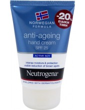 NEUTROGENA Hand Cream Anti-ageing Spf 25 50ml