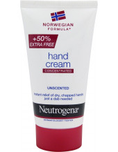 NEUTROGENA Hand Cream Concentrated Uncented 75ml