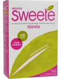 WEIDER Sweete Stevia 100 sticks (75 gr)