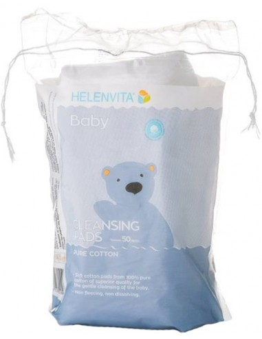 HELEN VITA Baby Cleansing Pads 50p