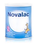 NOVALAC 2 400 gr