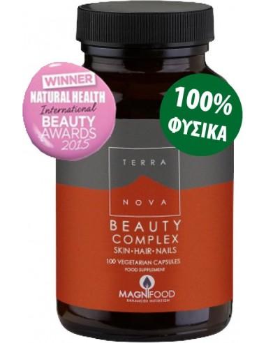 TERRANOVA Beauty Complex Hair Skin Nails 100 veg. Caps