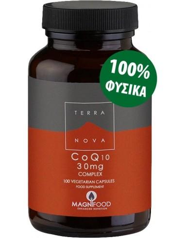 TERRANOVA CoQ10 30 mg Complex 100 veg. Caps