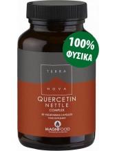 TERRANOVA Quercetin Nettle Complex 50 veg Caps