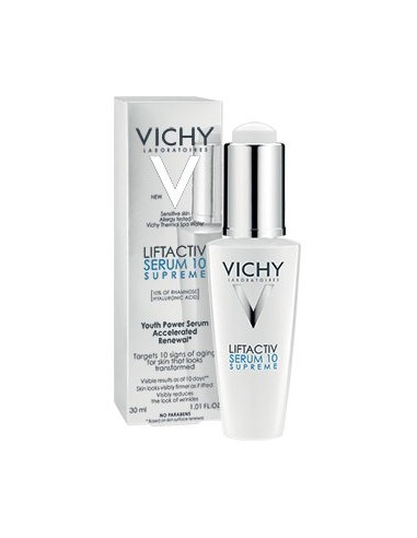 VICHY Liftactiv Serum 10 Yeux & Cils 30ml