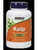NOW Kelp 325 mcg of Natural Iodine 250 Veg.Caps