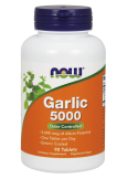 NOW Garlic 5000 mcg 90 Tabs