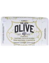 KORRES Pure Greek Olive Traditional Soap Olive Blossom - Σαπούνι Άνθη Ελιάς 125g