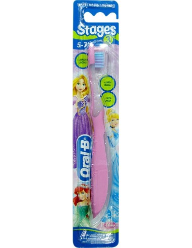 ORAL B ΟΔΟΝ/ΤΣΑ STAGES 3 ΠΑΙΔΙΚΗ 1X1