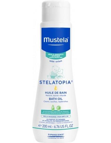 MUSTELA AT Bath Oil 200ml