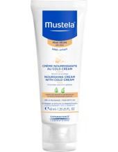 MUSTELA Nourishing Cream + Cold Cream 40ml