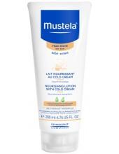 MUSTELA Nourishing Lotion + Cold Cream 200ml