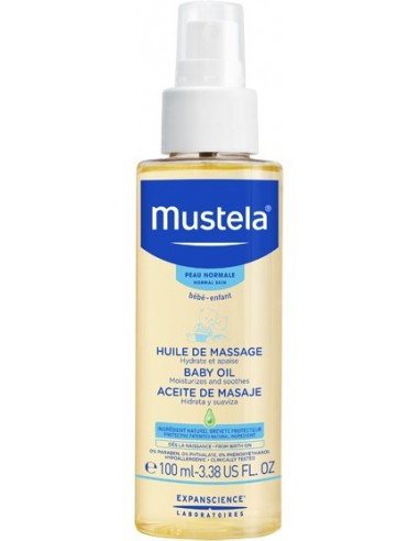 MUSTELA Baby Oil 110ml