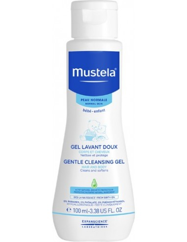 MUSTELA Gentle Cleansing Gel 100ml