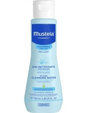 MUSTELA No Rinse Cleansing Water 100ml
