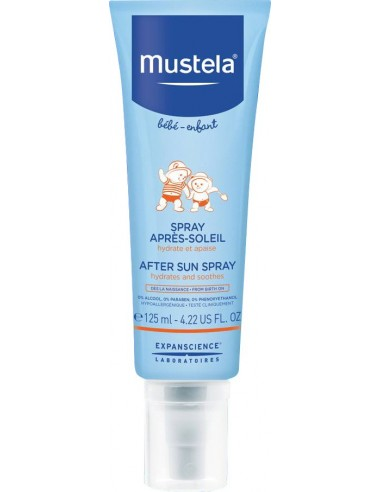 MUSTELA After Sun Hydrating Spray 125ml