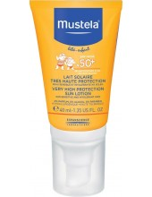 MUSTELA Very High Proection Sun Lotion Face 40ml