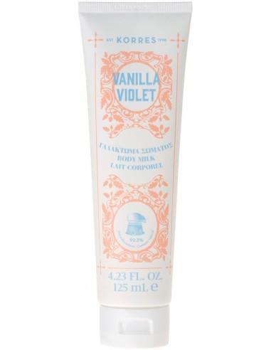 KORRES VANILLA VIOLET Body Milk 200ml