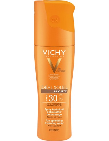 VICHY Ideal Soleil Bronze Spray SPF 30 200ml