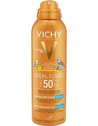 VICHY Ideal Soleil Anti-sand Mist for Children SPF50+ 200ml