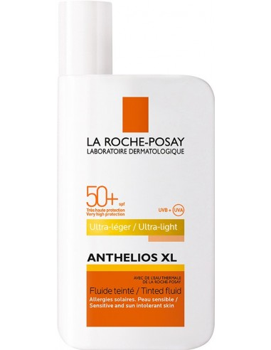 LA ROCHE-POSAY Anthelios XL Ultra-Light Tinted Fluid SPF50+ 50ml